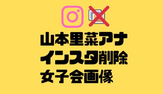 【画像】山本里菜アナの女子会写真がインスタから削除?!証拠隠蔽か?